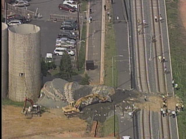 Silo Collapse