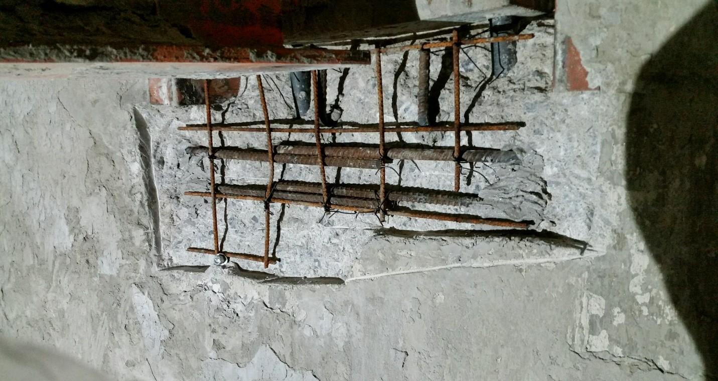 Silos for repair