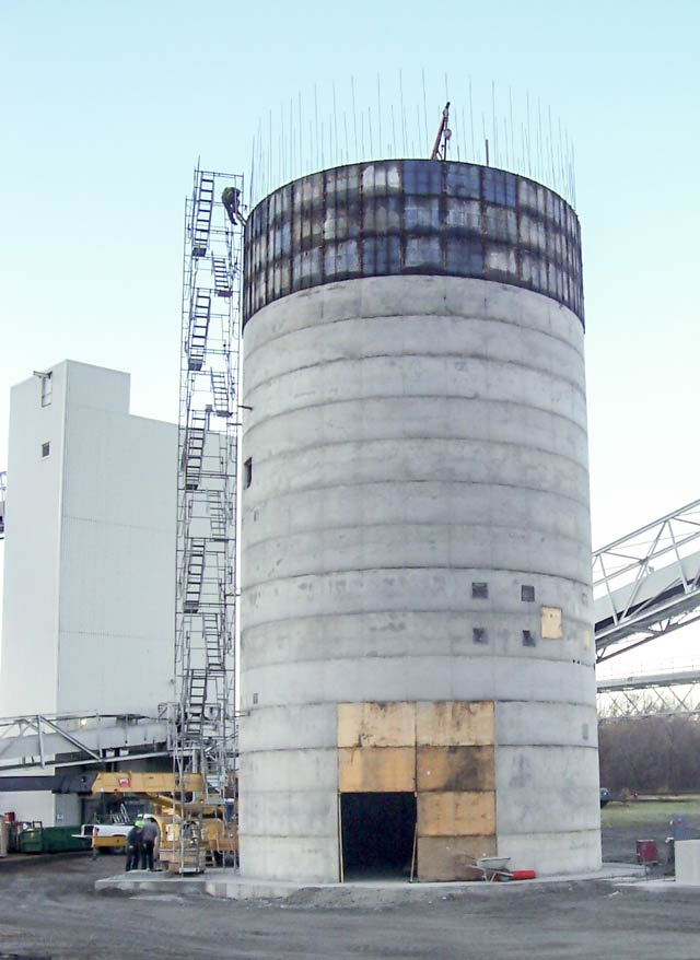 Jumpform Concrete Silos | New Silo Construction 10' to 65