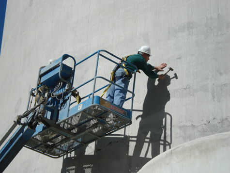 Silo Inspection