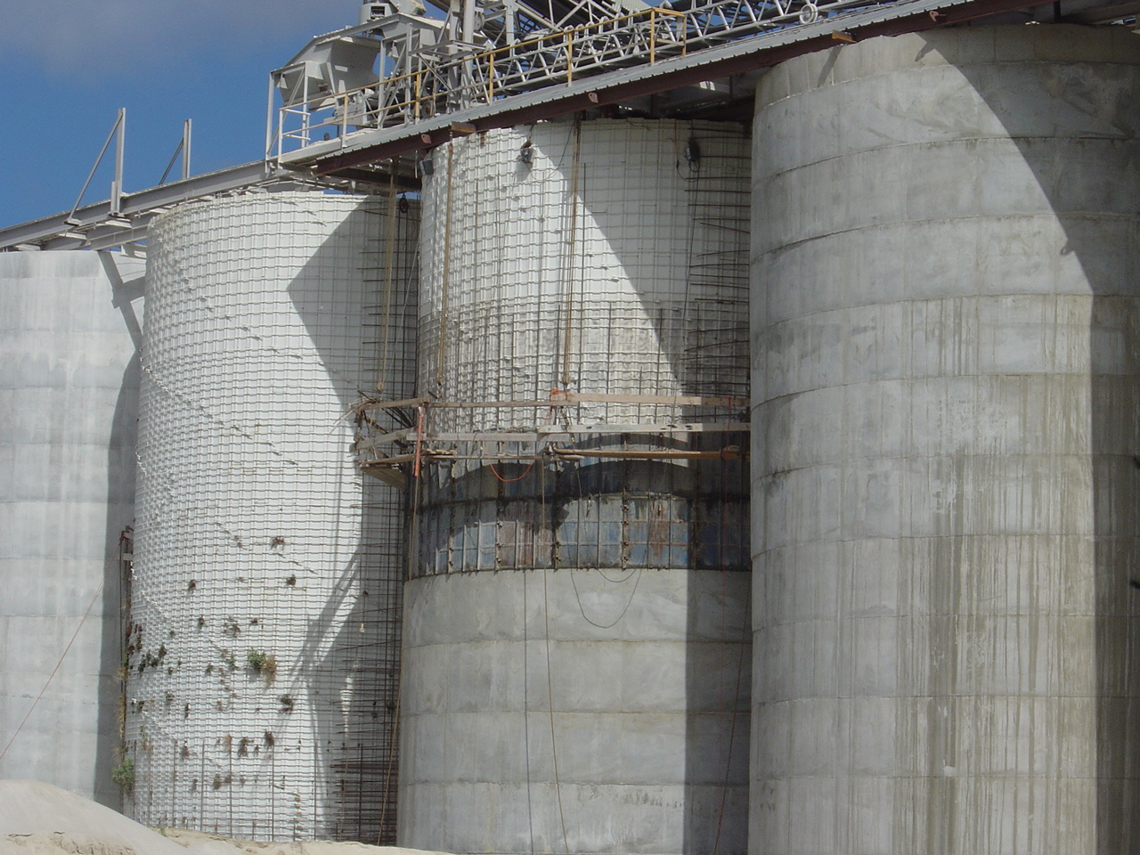 Silo and Tank Liners