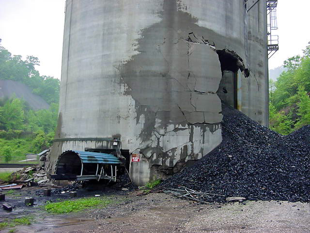 Dangerous Silo Break